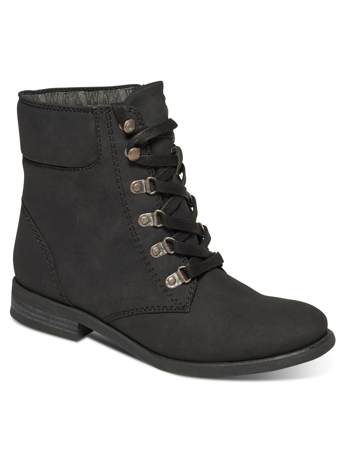 Fulton Lace-Up Boots ARJB700406 | Roxy