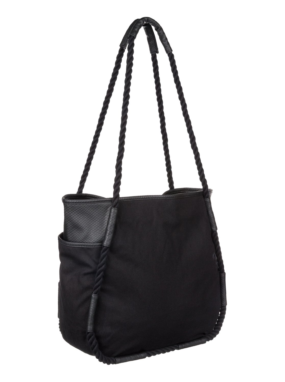 Roxy Womens Black Shoulder Bag 44