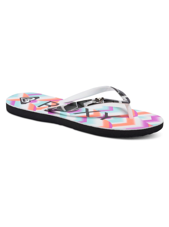 144db0e861d7 0 Mimosa - Flip-Flops Black ARJL100129 Roxy