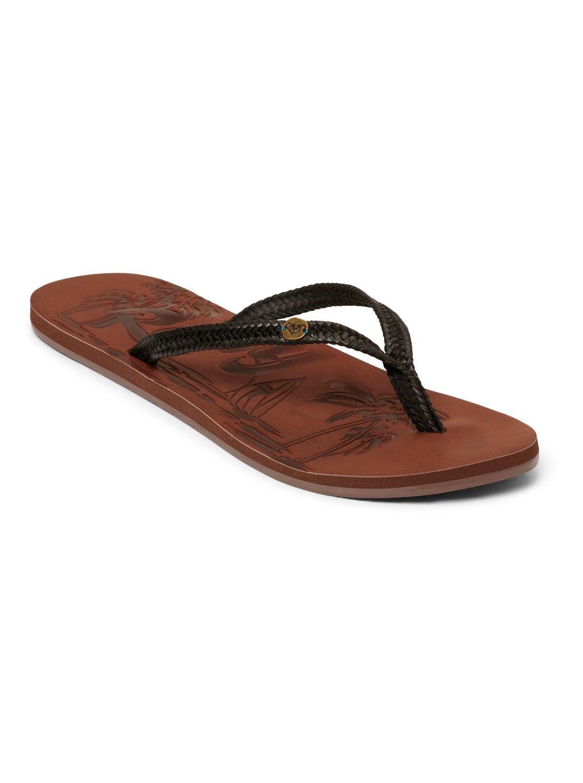 Black roxy sandals - 0 Chia Sandals Arjl200211 Roxy