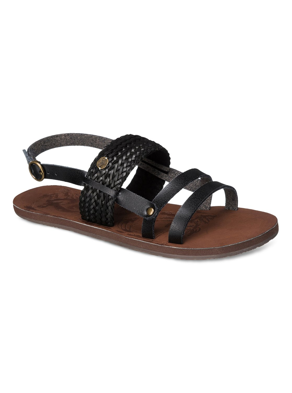 Black roxy sandals - 0 Elias Sandals Arjl200245 Roxy