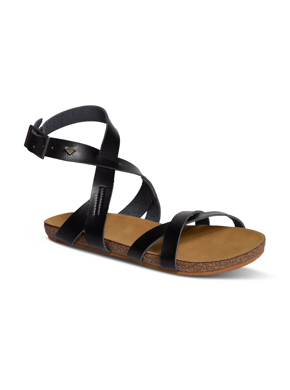 Women Roxy Safi Sandals Brown best prices