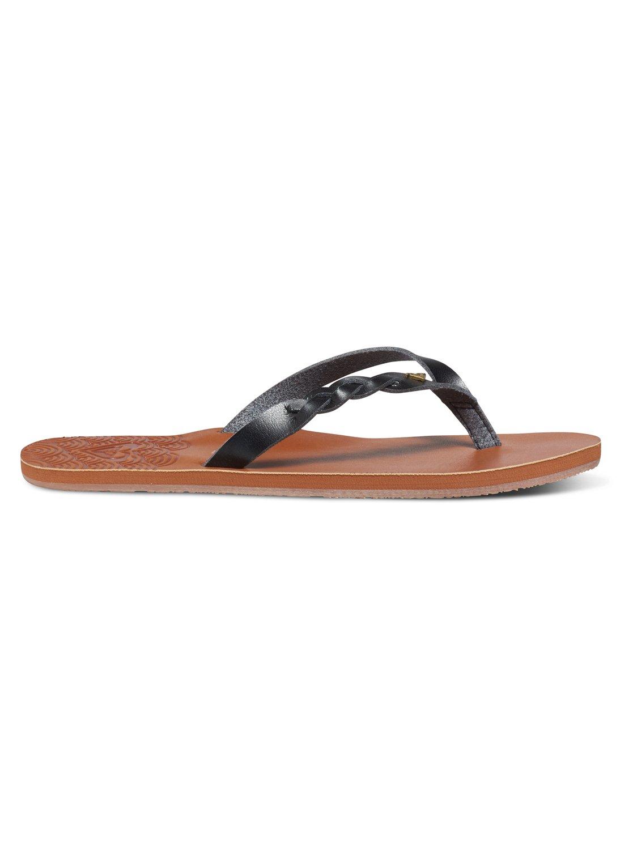 Black roxy sandals - Roxy Liza Sandals Arjl200390