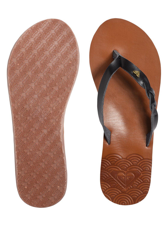 Black roxy sandals - 2 Liza Sandals Black Arjl200390 Roxy