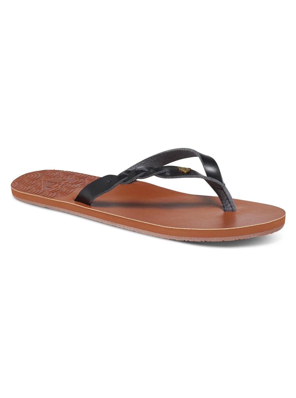 Black roxy sandals - 0 Liza Sandals Black Arjl200390 Roxy
