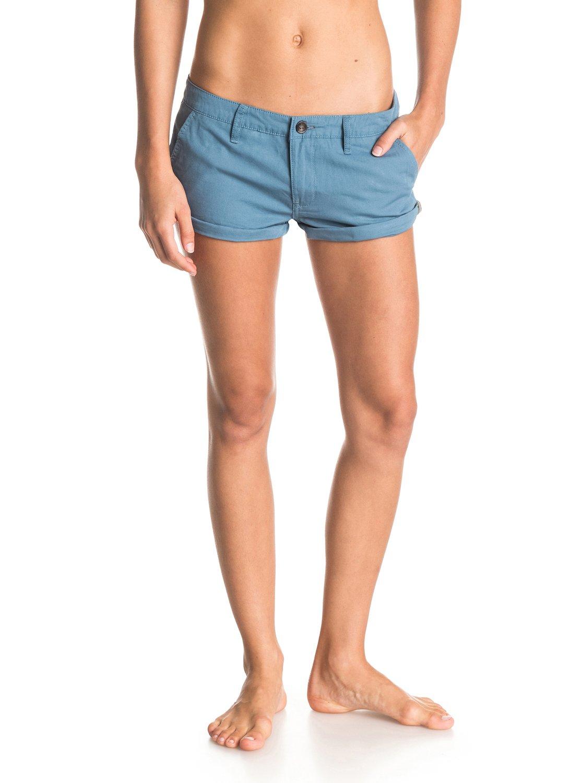 Cheeky Cuffed Shorts ARJNS03045 | Roxy