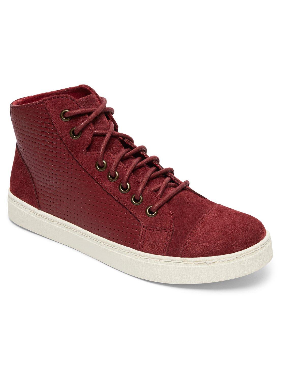 Melbourne - Zapatos de piel con cordones para Mujer Roxy