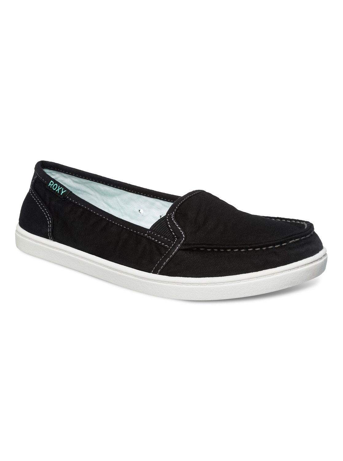 Womens Roxy Lido III Slip On Casual Shoe