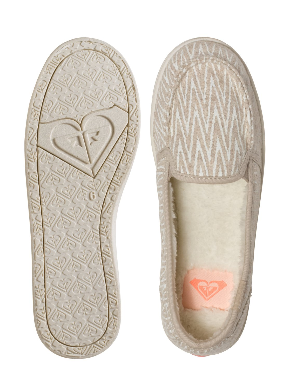 Lido Slip On Shoes Oatmeal Size