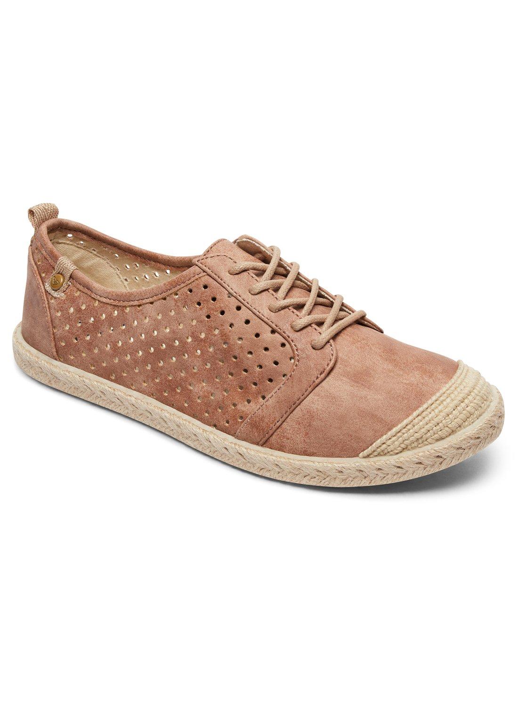 Flora Lace Up - Zapatillas para Mujer Roxy