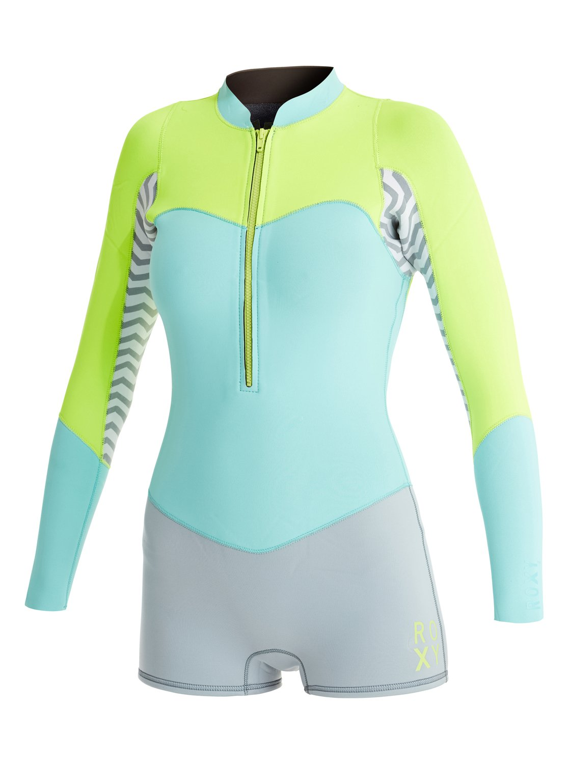 ����������� � �������� �������� XY 2 �� Roxy XY 2mm Long Sleeve Springsuit