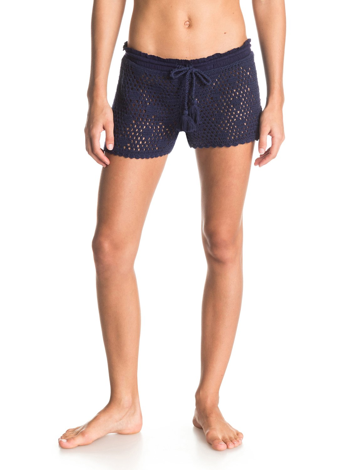Sand Dollar Short - RoxySand Dollar Short � ������� �� ��������� ��������� Roxy �����-���� 2015. ��������������: ������� �������, ������-�����, ����� ��� ��������. �������������: ����� �� ����������� ��� 5 ��, ������ � 100% ������.<br>