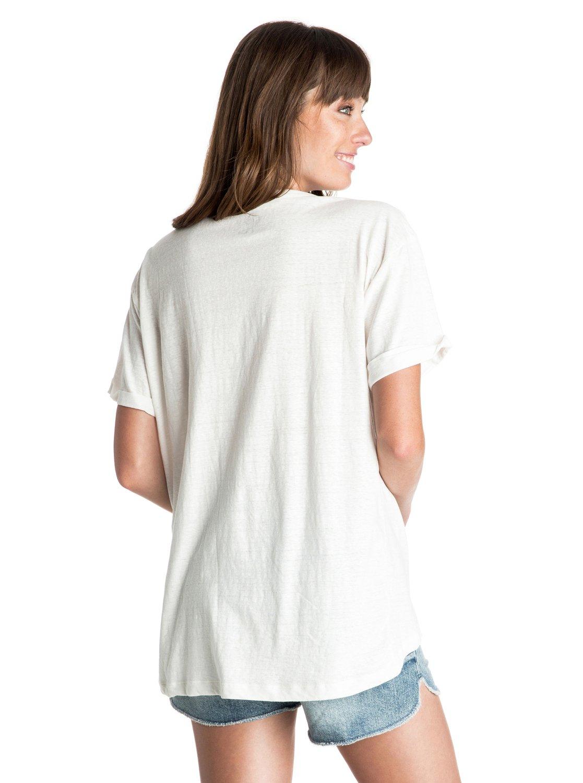 Stars Boyfriend Fit T Shirt Arjzt03388 Roxy