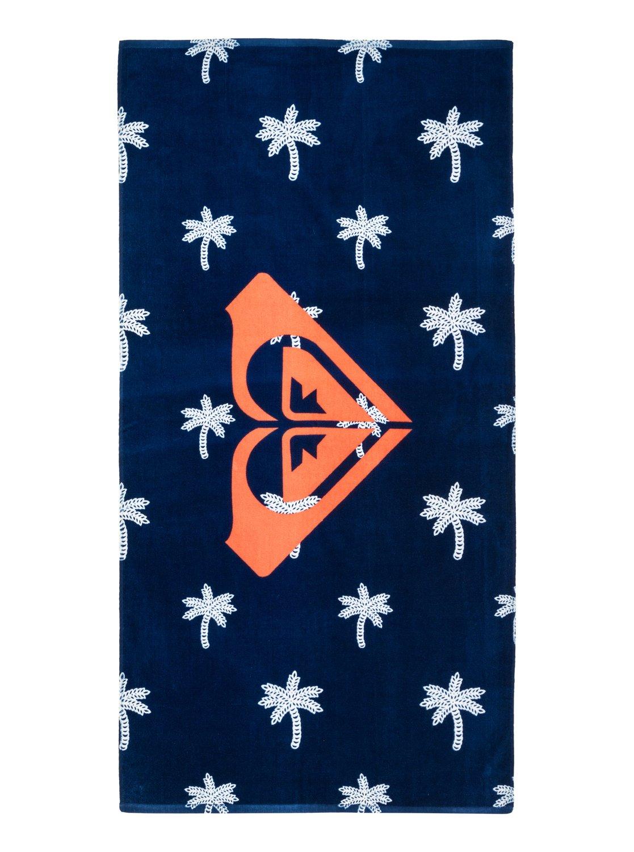 Girls Pretty Simple Girl Beach TowelПляжное полотенце для девочек Pretty Simple Girl от ROXY. <br>ХАРАКТЕРИСТИКИ: логотип ROXY, мягкий и плотный велюр, размер 150 x 75 см. <br>СОСТАВ: 100% хлопок.<br>