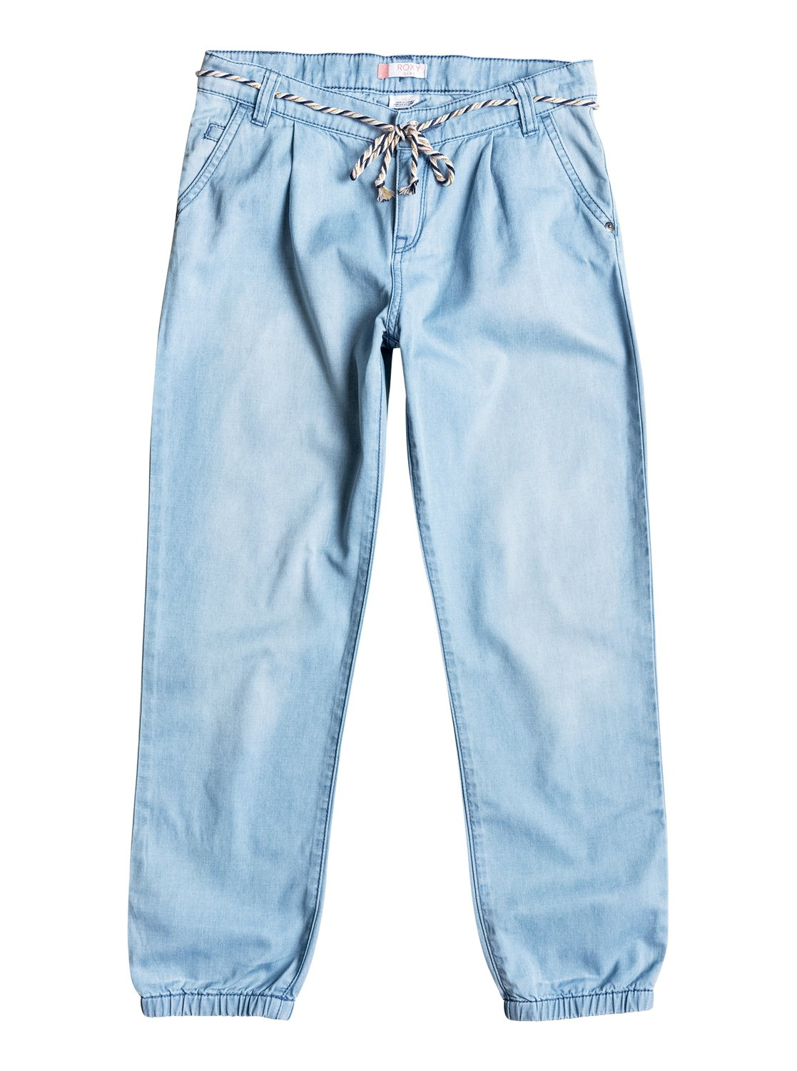 Dimming Light - Denim Joggers<br>