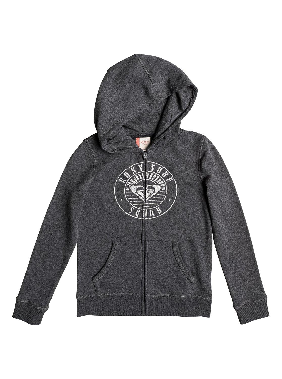Girls zip up hoodies