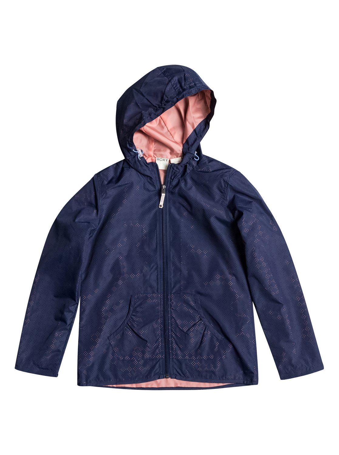 Girl's Trustful Hands Windbreaker
