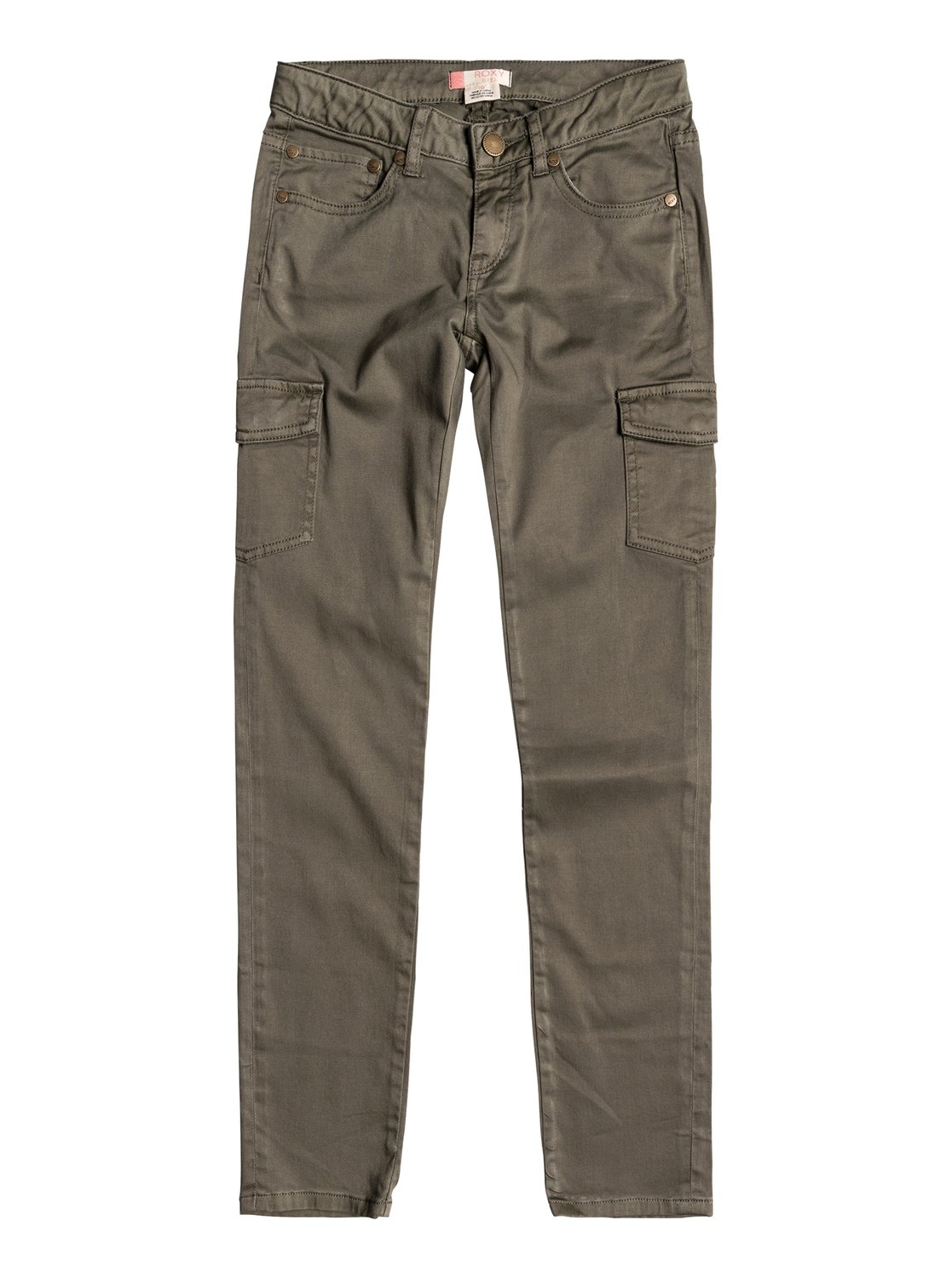 Time To Know - Pantalones Tipo Militar para Chicas Roxy