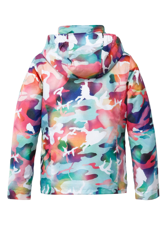roxy jetty girl jk veste de ski fille ergtj00021 ebay. Black Bedroom Furniture Sets. Home Design Ideas