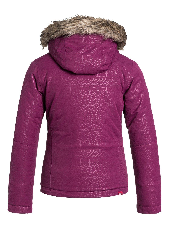 roxy jet ski solid veste de snow fille ergtj03001 ebay. Black Bedroom Furniture Sets. Home Design Ideas