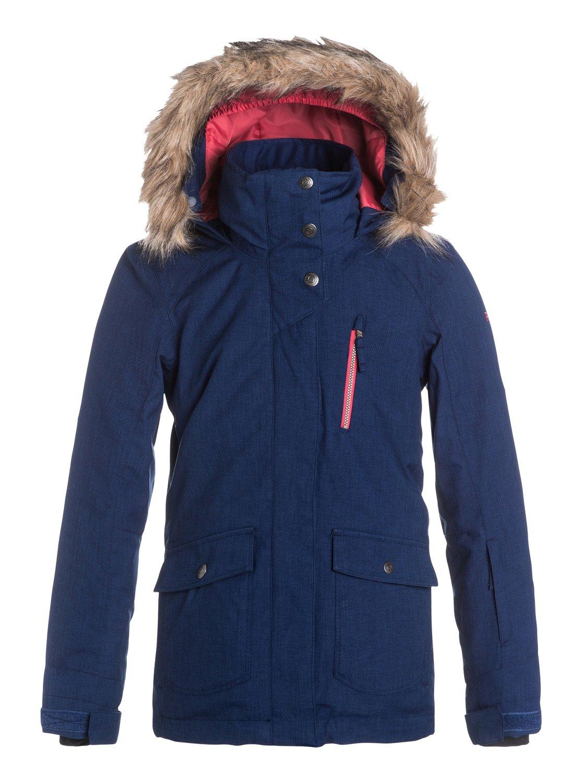 Girls 7-14 Tribe Snow Jacket ERGTJ03014 | Roxy
