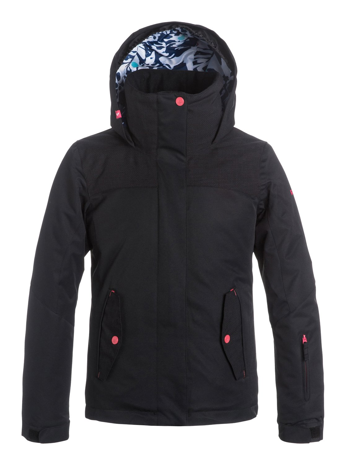 Сноубордическая детская куртка ROXY Jetty SolidThe ROXY Jetty Solid snowboard jacket for girls has been crafted with 10K ROXY DryFlight® technology for reliable waterproof and breathable protection in a wide range of winter conditions. An easy-to-wear regular fit allows space to layer and is complemented by mixed fabric on lower body and sleeves, Warmflight® insulation level 3 to keep you cosy on the coldest winter days and a breathable taffeta lining with soft tricot panels.<br>