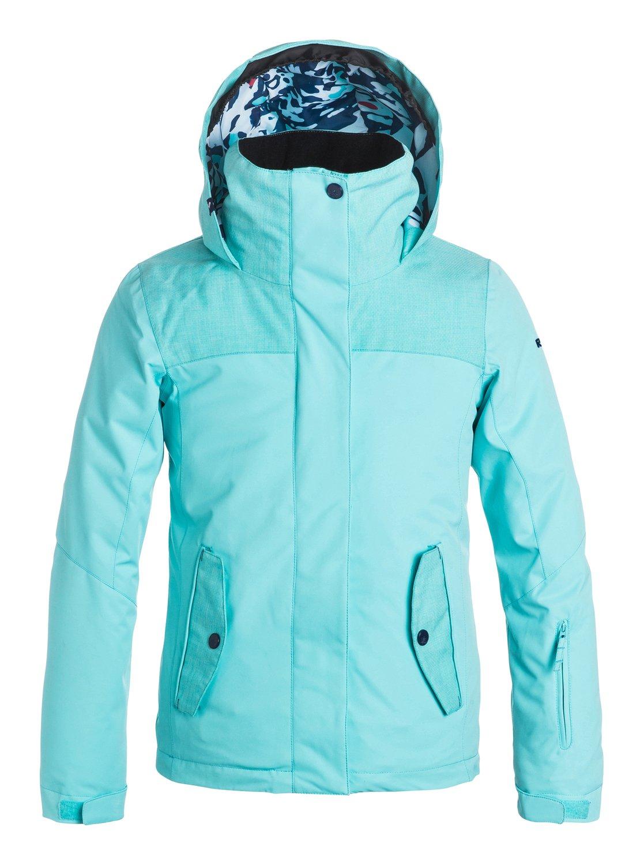 Girls 7-14 ROXY Jetty Solid Snow Jacket ERGTJ03016 | Roxy