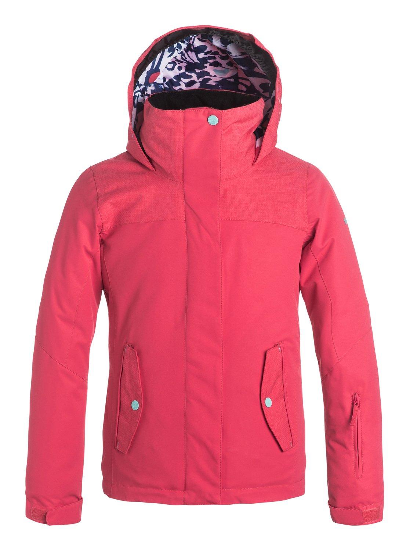 roxy roxy jetty solid veste de snowboard pour fille. Black Bedroom Furniture Sets. Home Design Ideas
