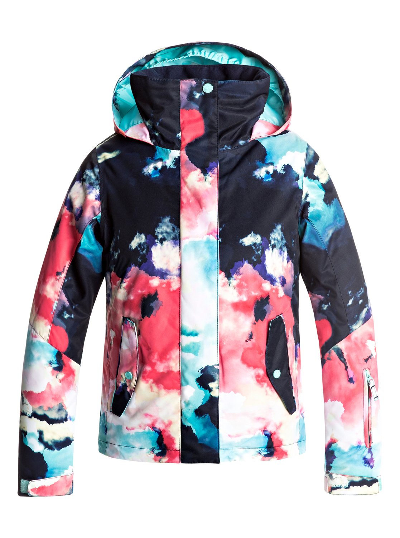 Сноубордическая куртка ROXY Jetty сноубордическая куртка mini jetty little miss