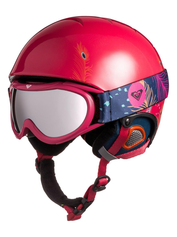 Misty - Pack de casque et masque pour fille - Roxy