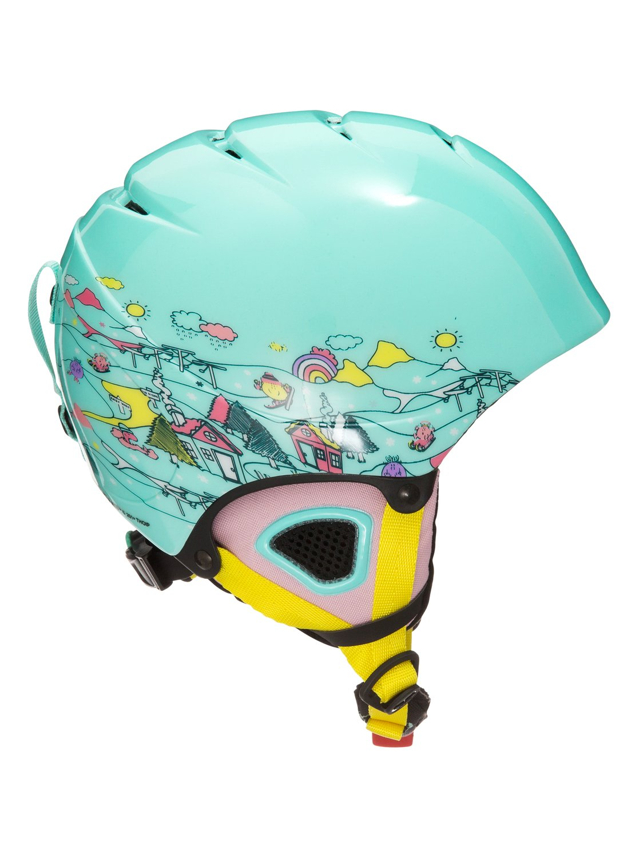 misty little miss snowboard ski helmet 3613372800238 roxy. Black Bedroom Furniture Sets. Home Design Ideas