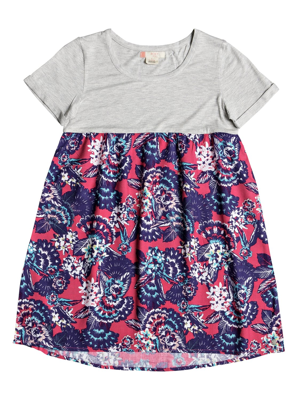 Платье-футболка Branche Of Lilac