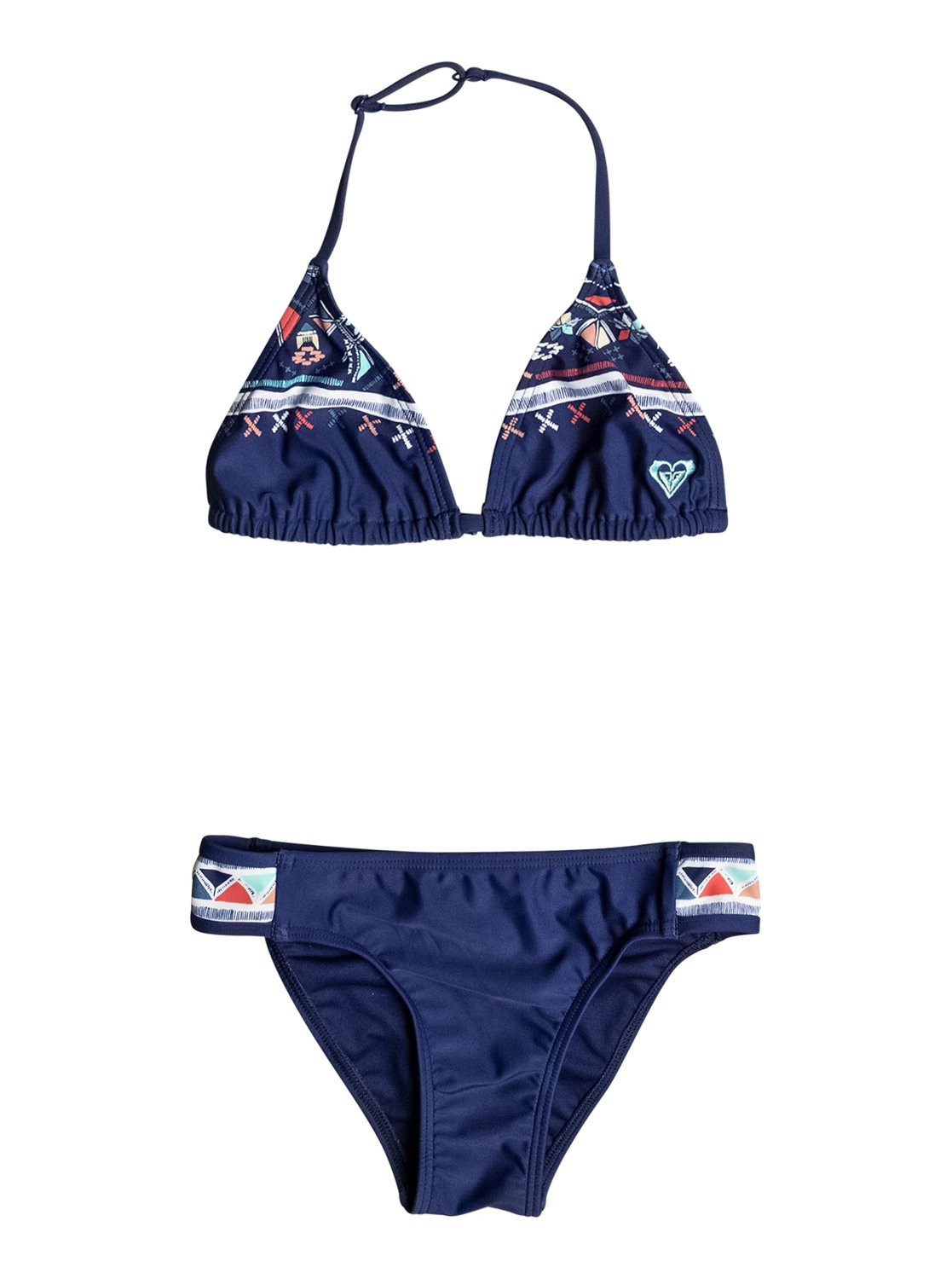 Little Pretty - Ensemble de bikini triangle pour Fille - Roxy