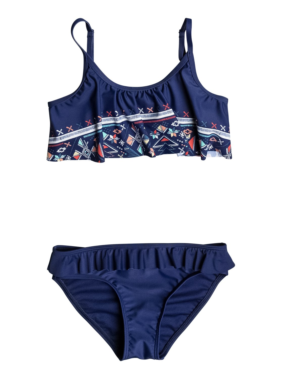 Little Pretty - Ensemble de bikini à volant pour Fille - Roxy