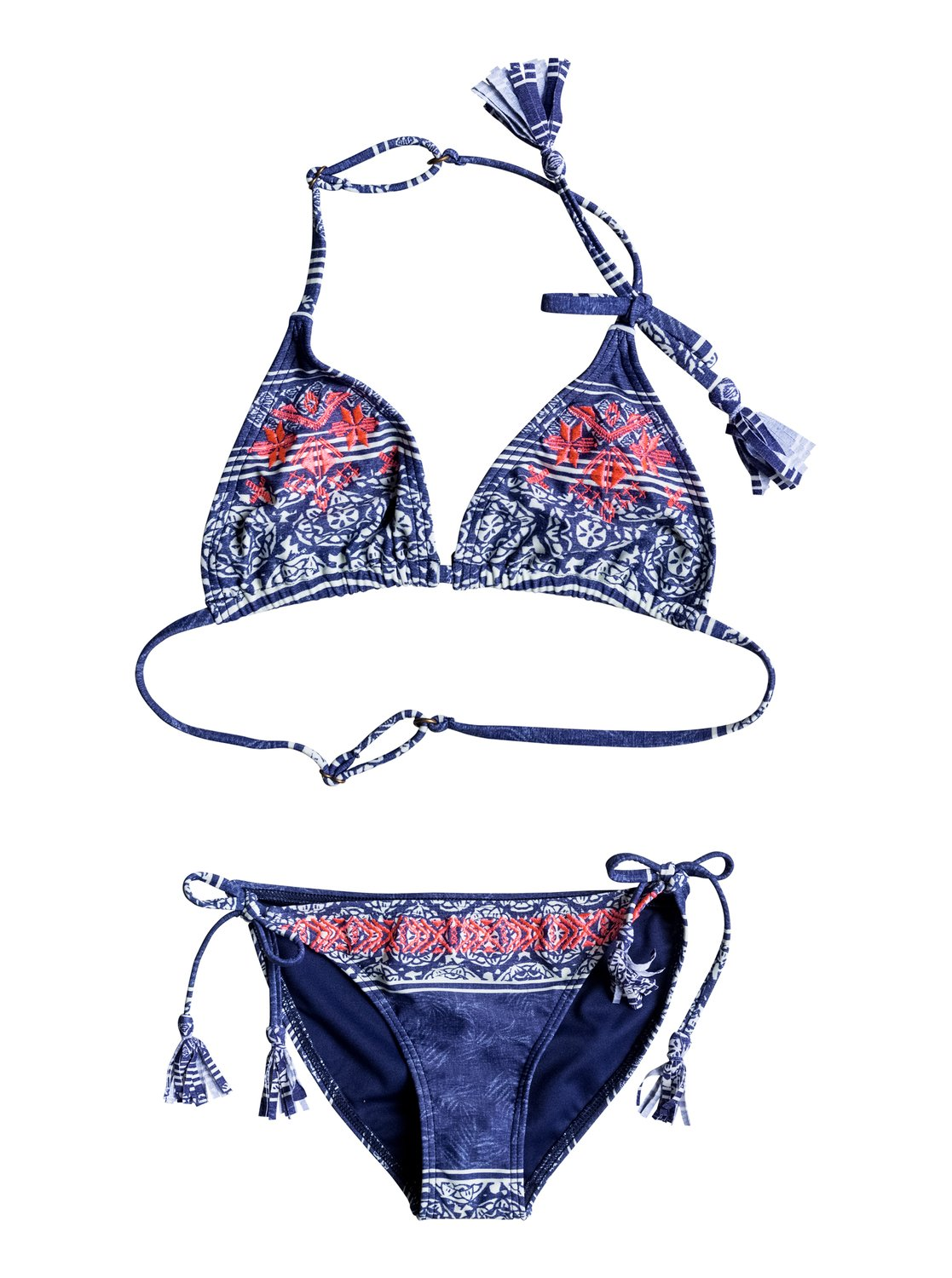 Pop Neon - Ensemble de bikini triangle pour Fille - Roxy