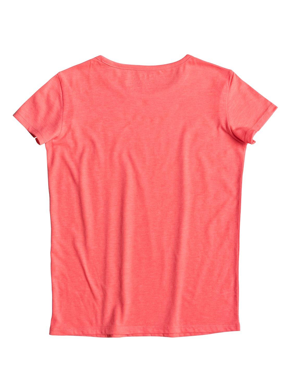 Roxy-Galaxy-Light-Tropical-Heart-T-Shirt-fuer-Maedchen-ERGZT03162