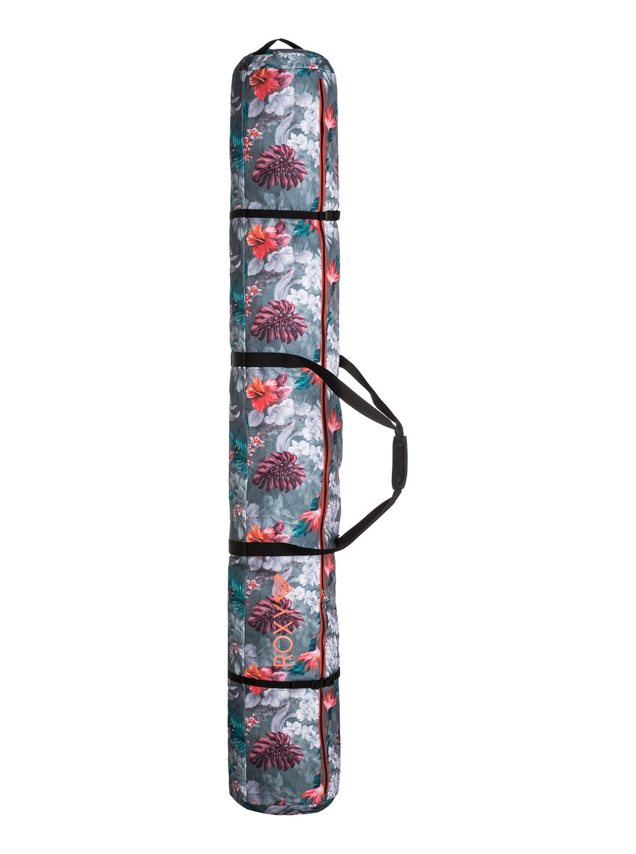 Мягкий горнолыжный чехол RoxyРаботая над коллекцией к зиме 2016-2017, Roxy посчастливилось сотрудничать с художницей международного уровня Хэтти Стюарт (Hattie Stewart). Сама Хэтти называет себя «профессиональным дудлером» (по-английски doodle — «каляка-маляка», а doodler — тот, кто их рисует), и ее уникальные и забавные иллюстрации чрезвычайно популярны не только у поклонников в интернете, но и у модных дизайнеров уровня House Of Holland, Marc By Marc Jacobs и Adidas. Выставки Хэтти проходят в Лос-Анджелесе, Майами, Ньюорке, Берлине и Лондоне — а также с ее работами в этом сезоне можно ознакомиться и на экипировке Roxy!<br>