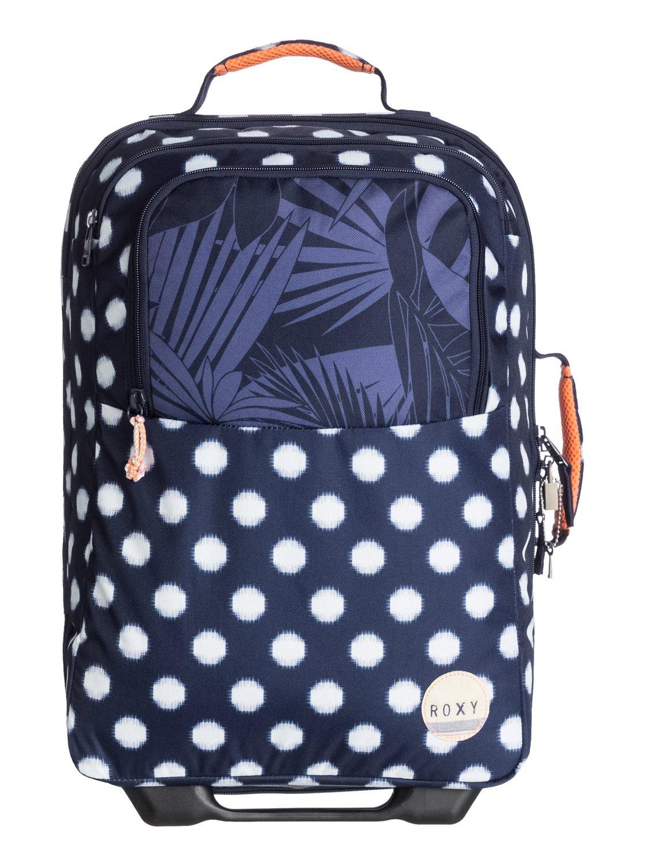 wheelie bagage cabine roulettes erjbl03036 roxy. Black Bedroom Furniture Sets. Home Design Ideas