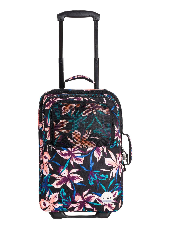 wheelie bagage cabine roulette erjbl03050 roxy. Black Bedroom Furniture Sets. Home Design Ideas