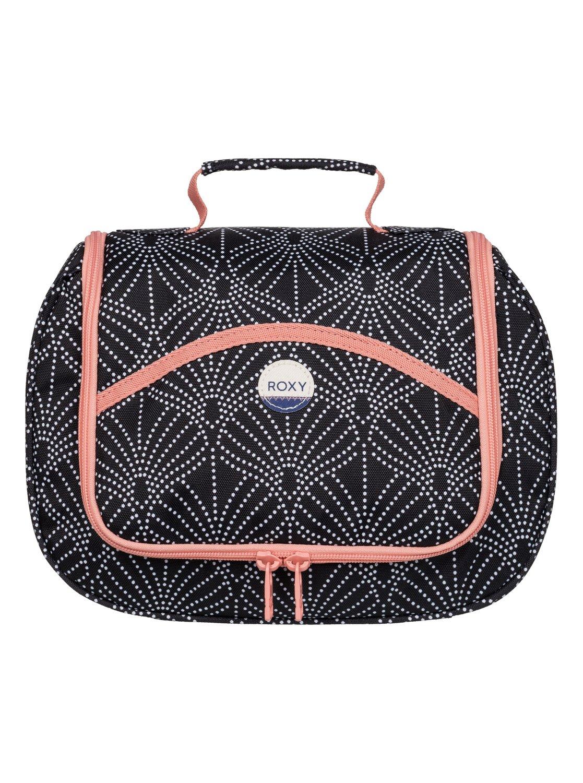 sunset vanity cosmetic bag erjbl03060 roxy. Black Bedroom Furniture Sets. Home Design Ideas