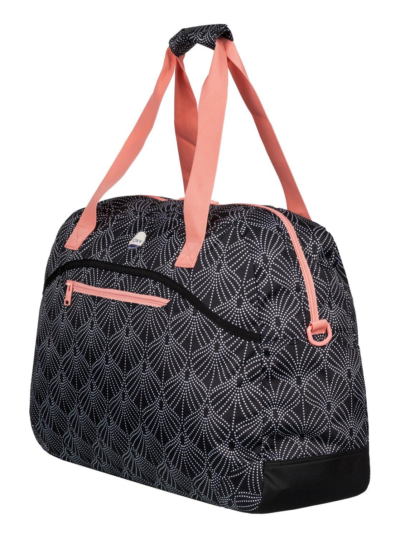 too far duffle bag erjbl03061 roxy. Black Bedroom Furniture Sets. Home Design Ideas