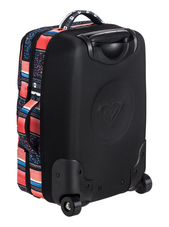 roll up bagage cabine roulettes erjbl03062 roxy. Black Bedroom Furniture Sets. Home Design Ideas