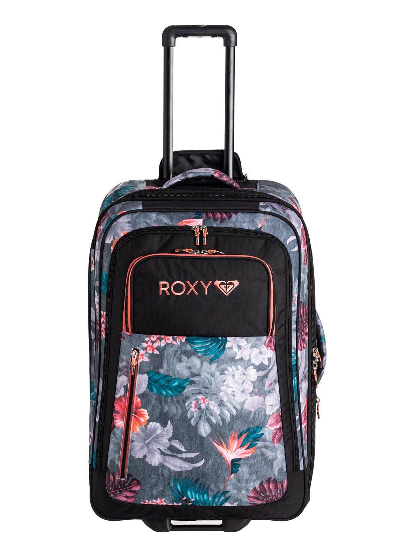 long haul large wheeled suitcase 3613371704964 roxy. Black Bedroom Furniture Sets. Home Design Ideas