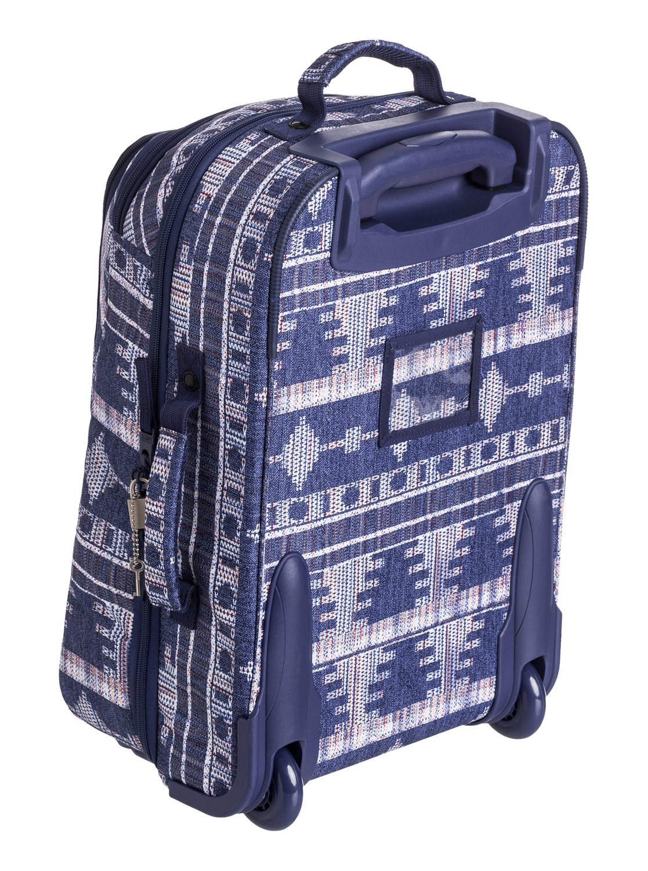 wheelie bagage cabine roulettes erjbl03072 roxy. Black Bedroom Furniture Sets. Home Design Ideas