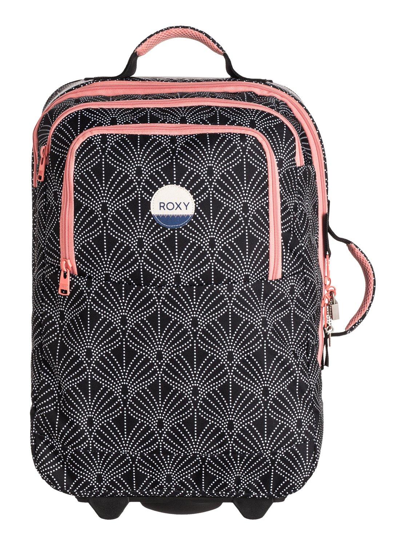 Wheelie Rolling Suitcase ERJBL03072 | Roxy
