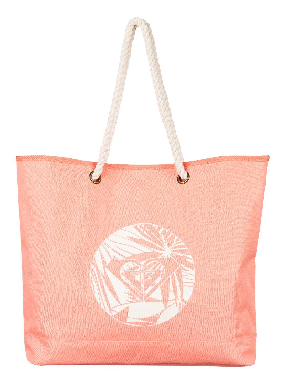 tropical vibe sac de plage erjbp03120 roxy. Black Bedroom Furniture Sets. Home Design Ideas