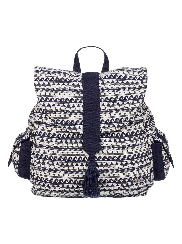 delhi backpack erjbp03204 roxy. Black Bedroom Furniture Sets. Home Design Ideas