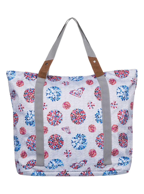 other side large tote bag 3613371966959 roxy. Black Bedroom Furniture Sets. Home Design Ideas