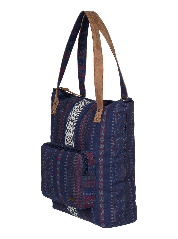 come let go tote bag 889351236340 roxy. Black Bedroom Furniture Sets. Home Design Ideas