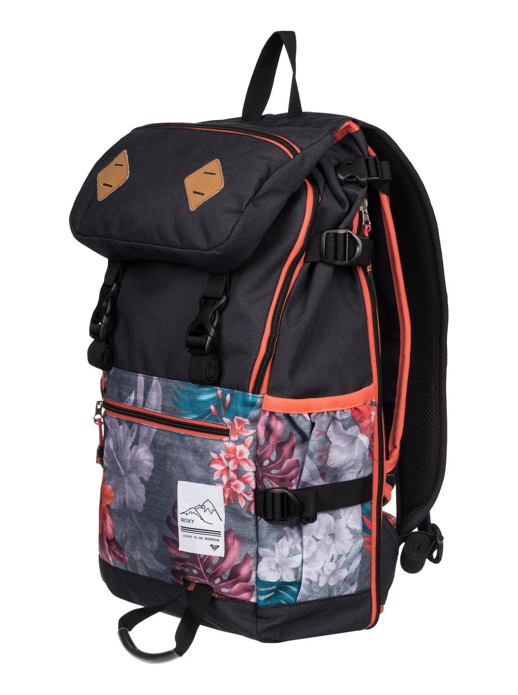 tribute 20l snow backpack 3613371705312 roxy. Black Bedroom Furniture Sets. Home Design Ideas